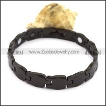 Black Tungsten Bracelet for Men b003769