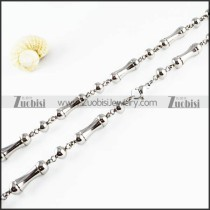 Stainless Steel Necklaces -n000119