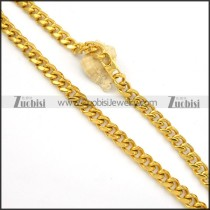 Stainless Steel Necklaces -n000136
