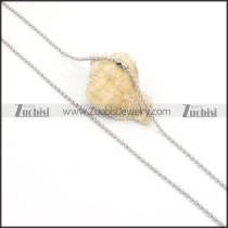 Stainless Steel Necklaces -n000127