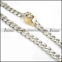Stainless Steel Necklaces -n000130