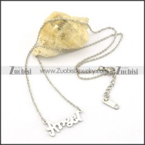 ANGEL necklaces n000470