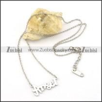 ANGEL necklaces n000470