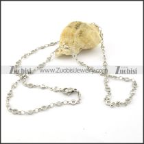 Great Quality Noncorrosive Steel small chain necklaces for ladies -n000386
