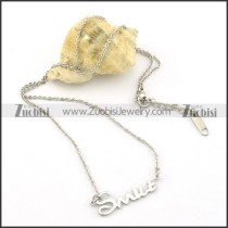 SMILL cham necklaces n000466