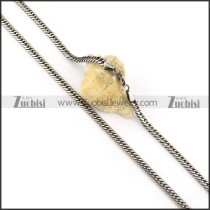 4.5mm small vintage necklace for wholesale n000659