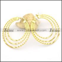 Stainless Steel Earrings -e000293