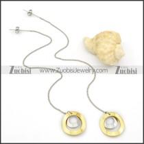 Stainless Steel Earrings -e000157
