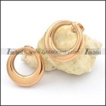 Stainless Steel Earrings -e000147