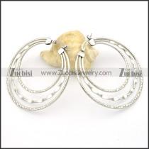 Stainless Steel Earrings -e000283