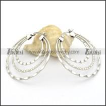 Stainless Steel Earrings -e000273