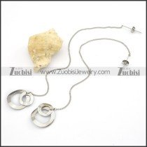 Stainless Steel Earrings -e000156