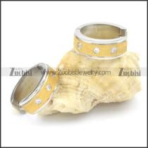Stainless Steel Earrings -e000220