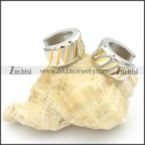 Stainless Steel Earrings -e000214