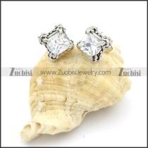 Stainless Steel Earrings -e000111