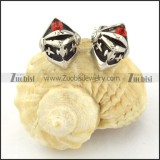 Stainless Steel Earring -e000385