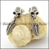 Stainless Steel Earring -e000383