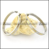 nice-looking Steel Line Earring for Girls -e000544