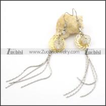 Stainless Steel Earrings -e000163
