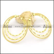 Stainless Steel Earrings -e000290