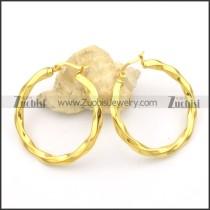 Stainless Steel Earrings -e000296