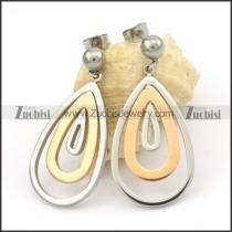 Stainless Steel Earrings -e000154