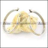 pretty nonrust steel Line Earring for Girls -e000548