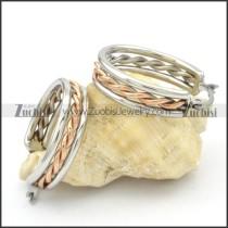 Stainless Steel Earrings -e000263