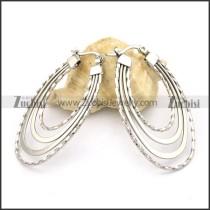 Stainless Steel Earrings -e000253