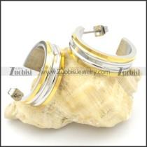 Stainless Steel Earrings -e000175