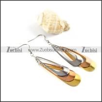 Stainless Steel Earrings -e000165