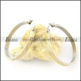 the best noncorrosive steel Line Earring for Girls -e000547