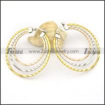Stainless Steel Earrings -e000294