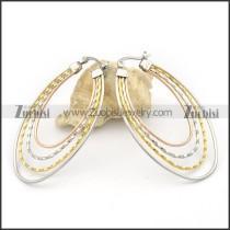 Stainless Steel Earrings -e000259
