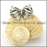 Stainless Steel Earring -e000384