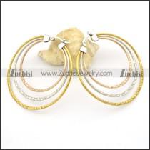 Stainless Steel Earrings -e000282