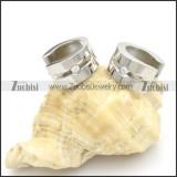 Stainless Steel Earrings -e000193