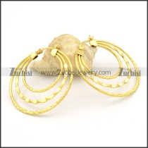 Stainless Steel Earrings -e000271