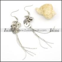 Stainless Steel Earrings -e000159