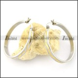comely 316L Line Earring for Girls -e000546