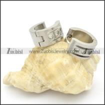 Stainless Steel Earrings -e000101