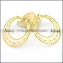 Stainless Steel Earrings -e000284