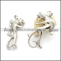 Stainless Steel Matching Jewelry - s000179