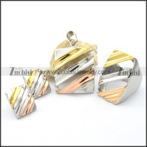 Stainless Steel Set -s000217