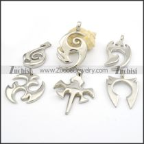 Stainless Steel Matching Jewelry - s000175