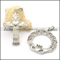 Stainless Steel Matching Jewelry - s000176