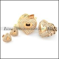 Jewelry Set from ZuoBiSiJewelry.com Matching Jewelry -s000492