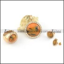 wholesale jewelry sets from Zuobisi Jewelry Store s000792