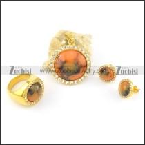 wholesale jewelry sets from Zuobisi Jewelry Store s000791