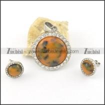 wholesale jewelry sets from Zuobisi Jewelry Store s000787